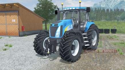 New Holland T80Ձ0 для Farming Simulator 2013