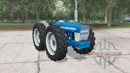 County 1124 для Farming Simulator 2015