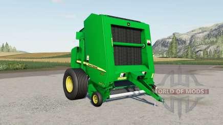 John Deere 56৪ для Farming Simulator 2017