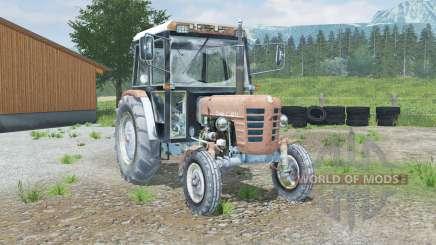 Ursus C-ꝝ011 для Farming Simulator 2013