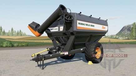 Stara Reboke Ninja 19000 для Farming Simulator 2017
