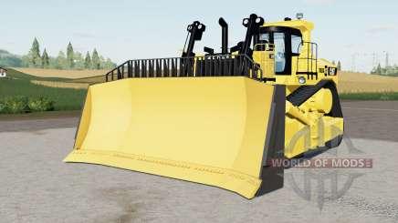 Caterpillar D11Ƭ для Farming Simulator 2017
