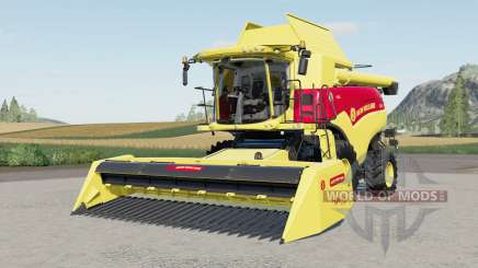 New Holland CR7.90 120 yearᵴ для Farming Simulator 2017