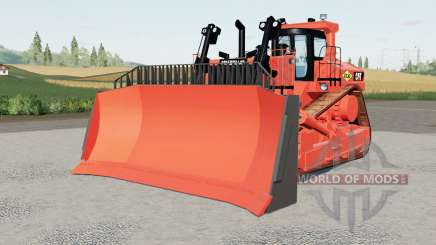 Caterpillar D11T Colas для Farming Simulator 2017
