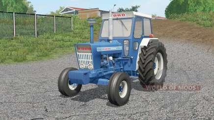 Ford 7000 1971 для Farming Simulator 2017