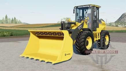 John Deere 524Ƙ для Farming Simulator 2017