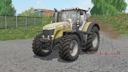 Massey Ferguson 8727〡8732〡87ӡ7 для Farming Simulator 2017