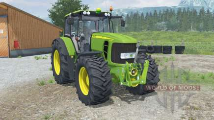John Deere 75ვ0 для Farming Simulator 2013
