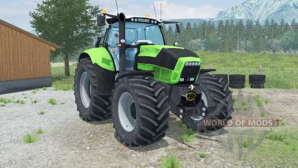 Deutz-Fahr Agrotron TTV 6ƺ0 для Farming Simulator 2013