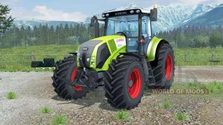 Claas Axion 8Ձ0 для Farming Simulator 2013