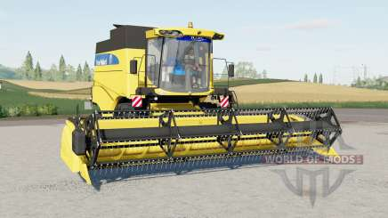 New Holland CS640 для Farming Simulator 2017
