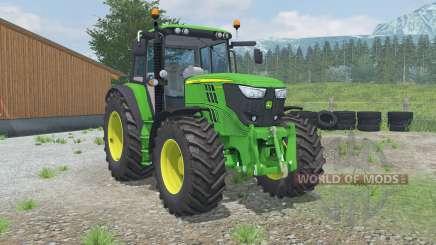 John Deere 6150Ɱ для Farming Simulator 2013