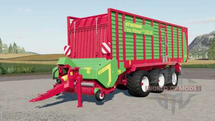Strautmann Tera-Vitesse CFS 5201 DO bugfix для Farming Simulator 2017