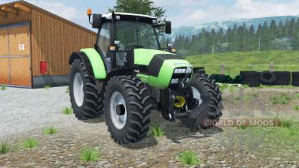Deutz-Fahr Agrotron K 420 для Farming Simulator 2013