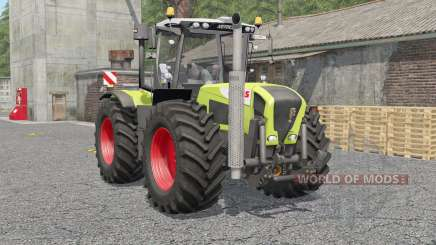 Claas Xerion 3800 Trac VꞒ для Farming Simulator 2017