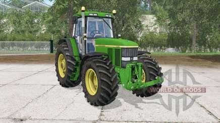 John Deerᴇ 7810 для Farming Simulator 2015