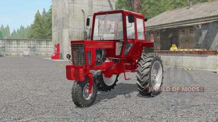 МТЗ-80Х Беларуȼ для Farming Simulator 2017