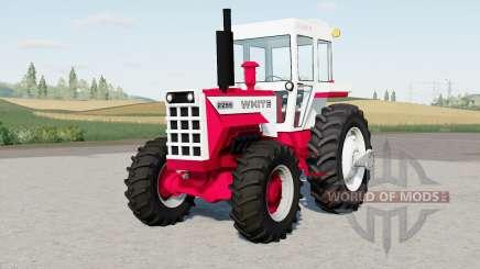 White 2255 для Farming Simulator 2017