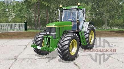 John Deerє 7810 для Farming Simulator 2015