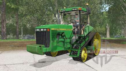 John Deere 8400Ƭ для Farming Simulator 2015