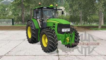 John Deere 7430 Premiuɱ для Farming Simulator 2015