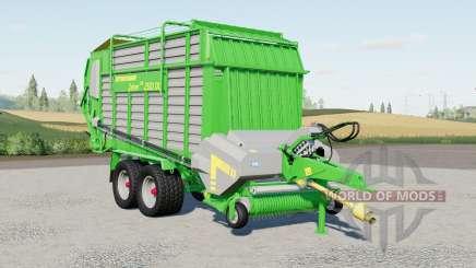Strautmann Zelon CFS 2501 DꝌ для Farming Simulator 2017