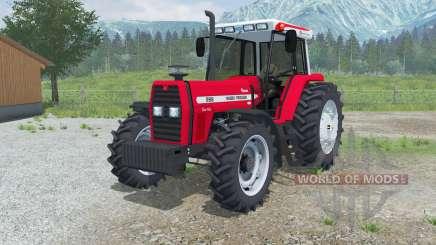 Massey Ferguson 292 Advanced для Farming Simulator 2013