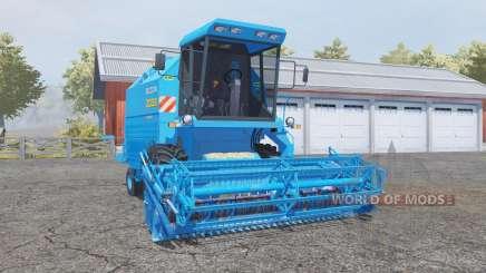 Bizon Rekord Z05৪ для Farming Simulator 2013
