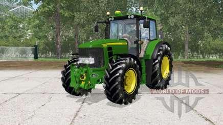 John Deere 6930 Premiuᶆ для Farming Simulator 2015