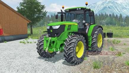 John Deere 6150Ꙧ для Farming Simulator 2013
