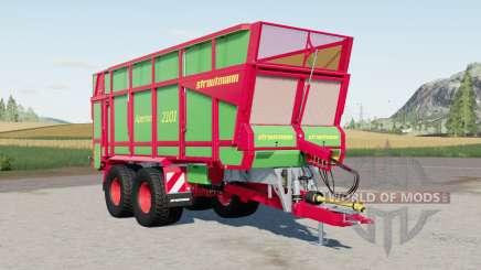 Strautmann Aperion Ձ101 для Farming Simulator 2017