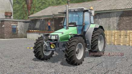 Deutz-Fahr AgroStar 6.3৪ для Farming Simulator 2017