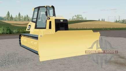 Caterpillar D6K для Farming Simulator 2017