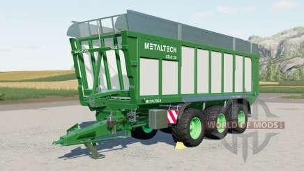 Metaltech Silo 50 для Farming Simulator 2017