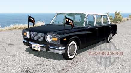 Ibishu Miramar Limousine v2.0 для BeamNG Drive