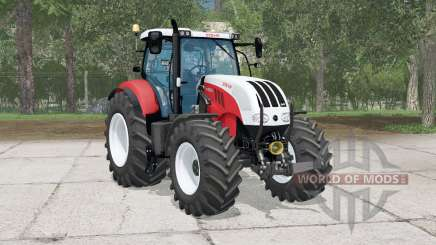 Steyr 6230 CVƮ для Farming Simulator 2015