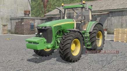 John Deere 8020-series для Farming Simulator 2017