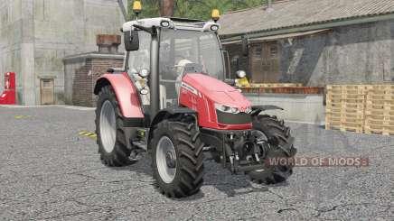 Massey Ferguson 5610 & 561ვ для Farming Simulator 2017