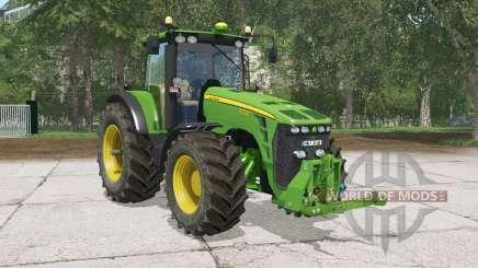 John Deere 83ვ0 для Farming Simulator 2015