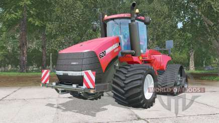 Case IH Steiger 620 halftrack для Farming Simulator 2015