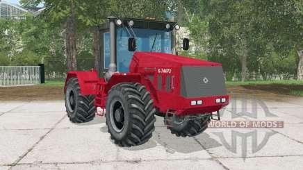 Кировец К-744Рƺ для Farming Simulator 2015