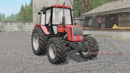 МТЗ-826 Беларуƈ для Farming Simulator 2017