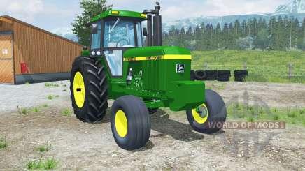 John Deere 4440 для Farming Simulator 2013