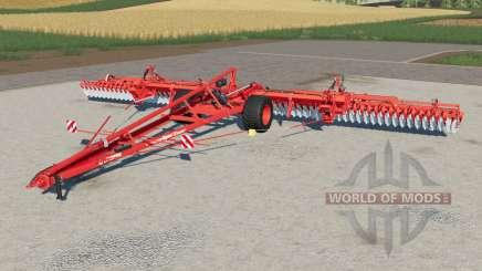 Lemken Gigant 12S-1600 Heliodor 9 для Farming Simulator 2017