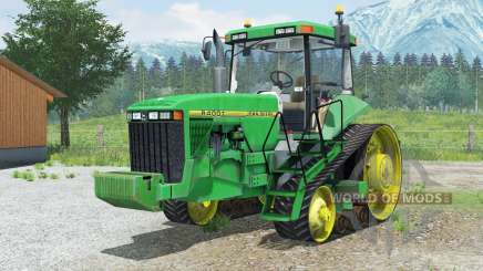 John Deere 8000T для Farming Simulator 2013