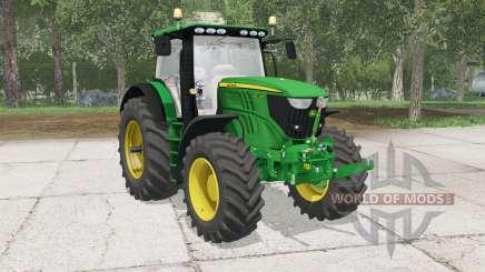 John Deere 6210Ɍ для Farming Simulator 2015