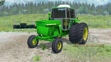 John Deere 4020 для Farming Simulator 2013