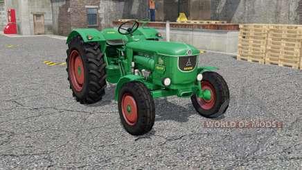 Deutz D 800ƽ для Farming Simulator 2017