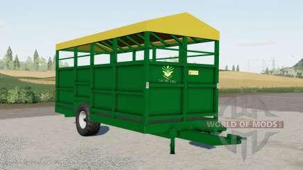 Laumetris PTL-6Ԍ для Farming Simulator 2017
