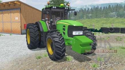John Deere 7530 Premiuɱ для Farming Simulator 2013